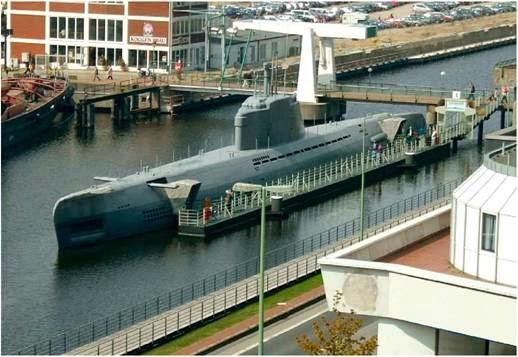 Submarinos ssk submarinos convencionales for Motores y vehiculos nj