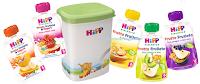 Logo Io e Il Mio Bambino: vinci gratis 31 kit HIPP Biologico Frutta Frullata a lunga conservazione