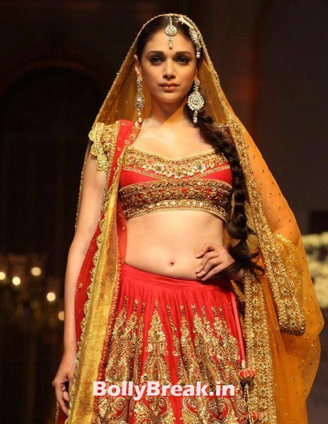 , Aditi Rao Hydari Ramp Walk, Fashion show Photos