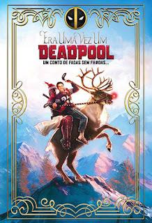 Era Uma Vez Um Deadpool - BDRip Dual Áudio