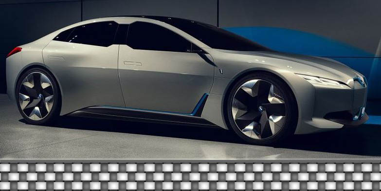 Bmw I4 With 700km Electric Range Comes In 2021 Electric Auto Moto