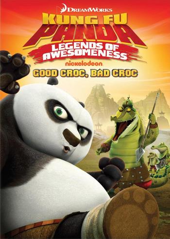 Kung Fu Panda Legends Of Awesomeness Vol.1 กังฟูแพนด้า ตำนานปรมาจารย์สุโค่ย! ชุด 1