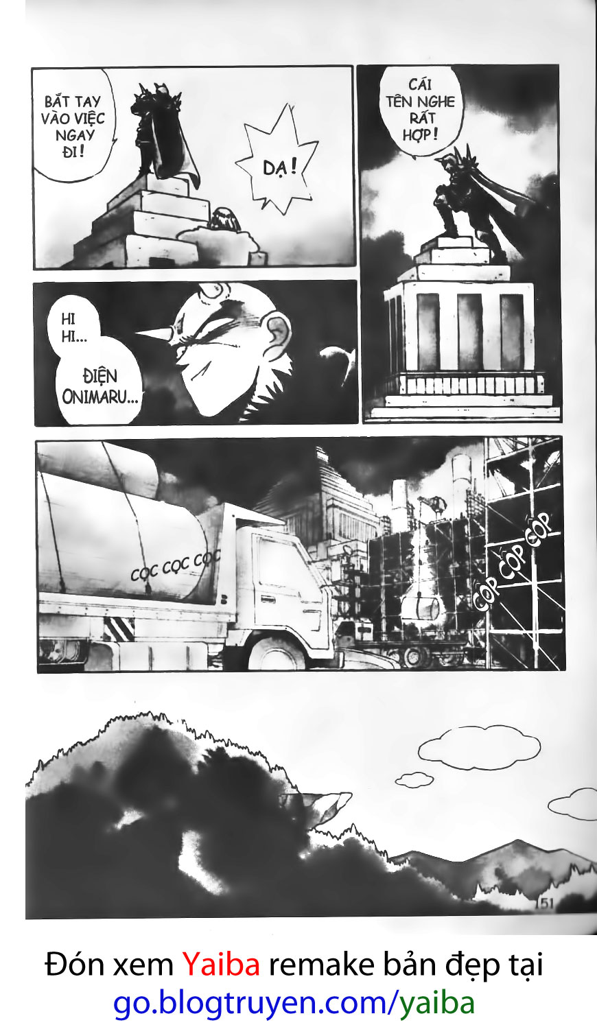 Yaiba chap 18 trang 4