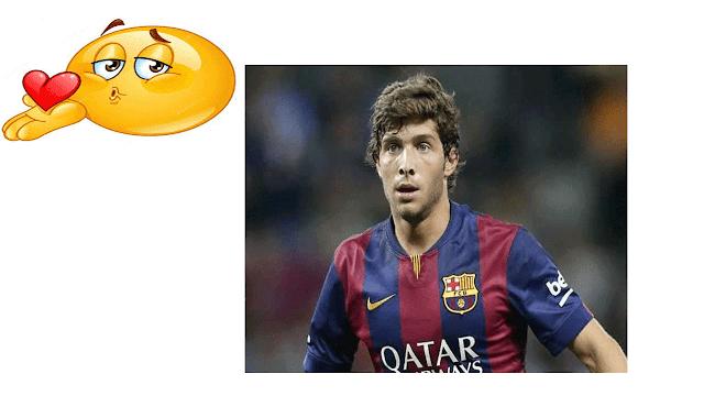 سبب انقاد برشلونة من الاقصاء سيرجي روبيرتو  كيف فعل ذلك مع برشونة غريب وعجيب !!!