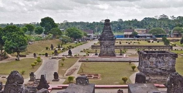 Kerajaan Kediri dan Kerajaan Sriwijaya