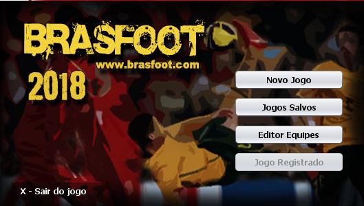 brasfoot registrado para