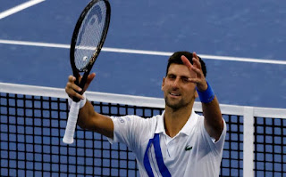 Djokovic vs Raonic at Western and Southern Open Final