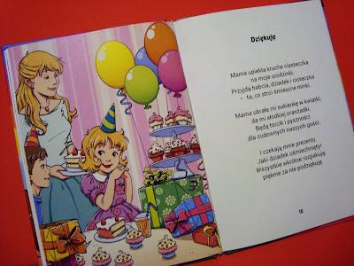 Wierszyki dla Moniki, Weroniki, Borska, wiersze dla dzieci