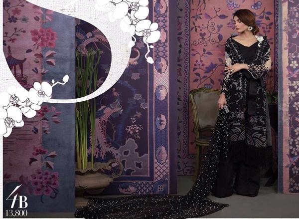 Sana Safinaz Eid Luxury Formal Wear 2017
