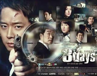 DRAMA KOREA Three Days Episode 1 - Terakhir