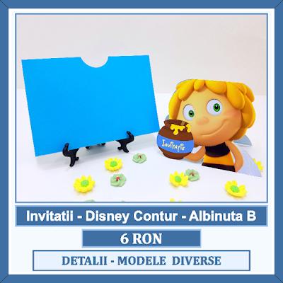 http://www.bebestudio11.com/2017/10/invitatii-botez-albinuta-b-disney-contur.html