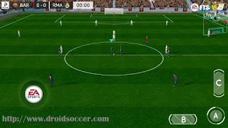 Download FTS 18 New Mod 2018 by Aguswan Apk + Data Obb