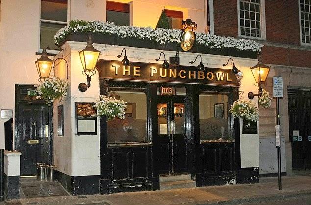 Bar The Punch Bowl em Londres