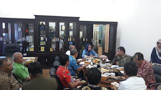 Evaluasi 100 Hari, Wawali Cirebon Akui Belum Maksimal