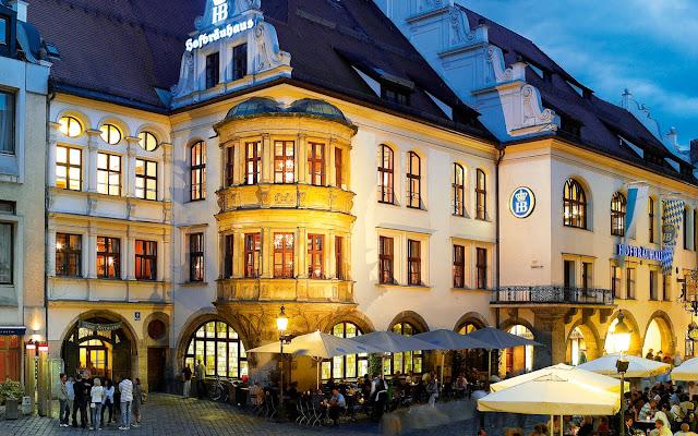 Hofbräuhaus HB la migliore birreria a Monaco di Baviera