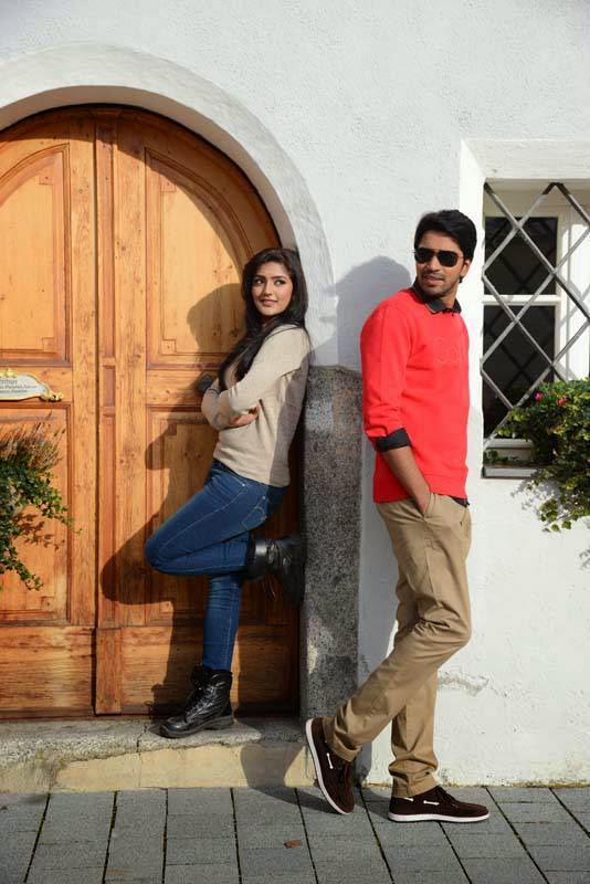 Allari Naresh-Bandipotu Stills, Eesha Hot Pics in tight Jeans from Bandipotu Movie