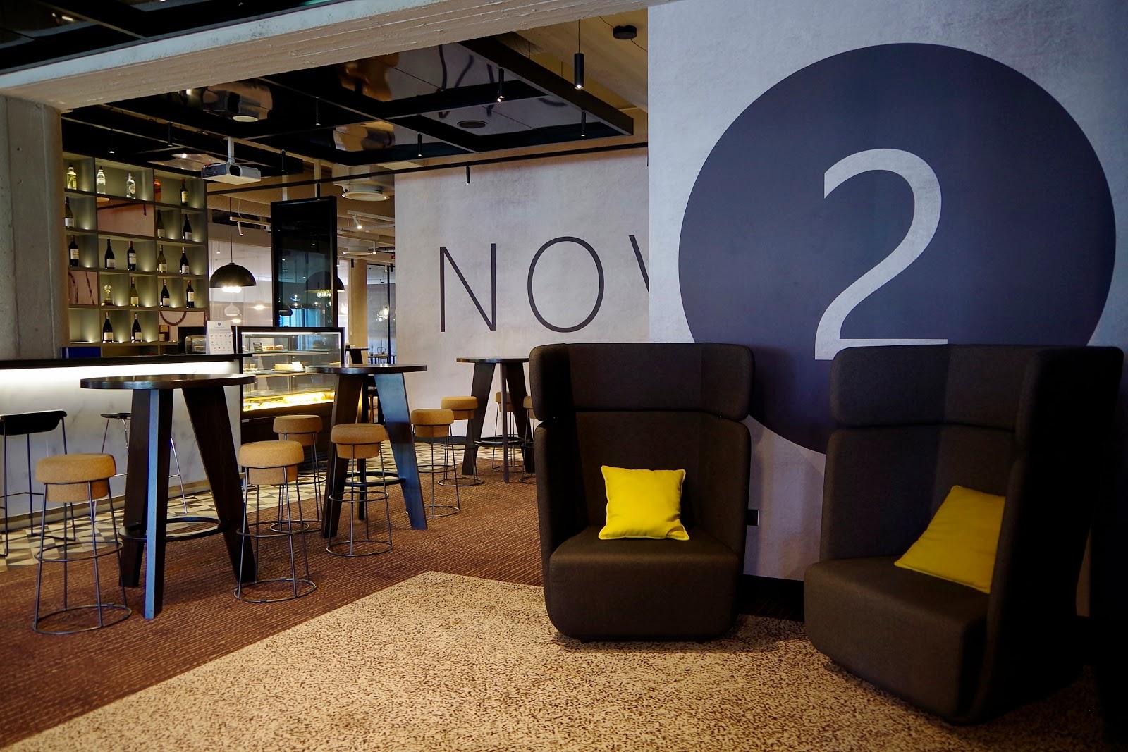 lobby Novotel