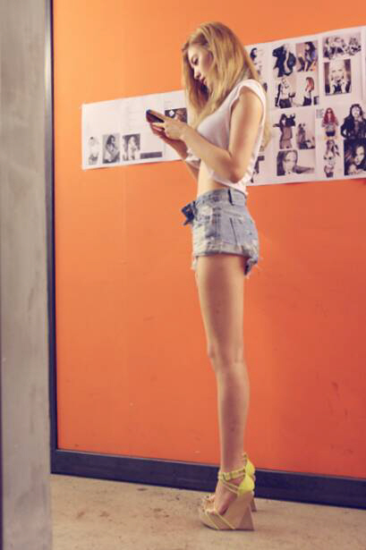 After school 39 s nana flaunts perfect figure at filming set daily k pop news - After school nana first love ...