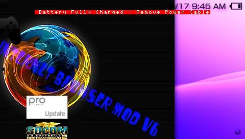 browser internet netfront mod v6 ranch // combenoma ga