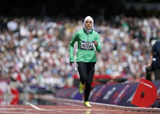 Saudi Arabia's 4 Women Athletes to Participate at Summer Olympics 2016