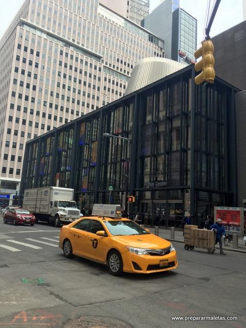 Fulton St metro Nueva York