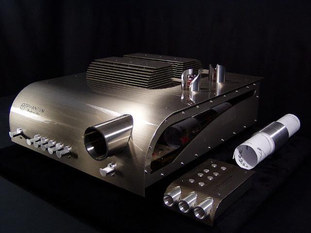 Phantom Art Auriga hybrid amplifier NEW