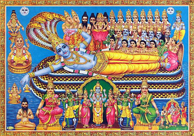 అనంత పద్మనాభుని మహిమ  Anantha Padmanabha Swami