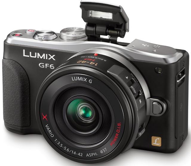Fotografia della Panasonic Lumix DMC GF6