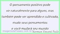 Frases sobre O Poder Pensamento Positivo