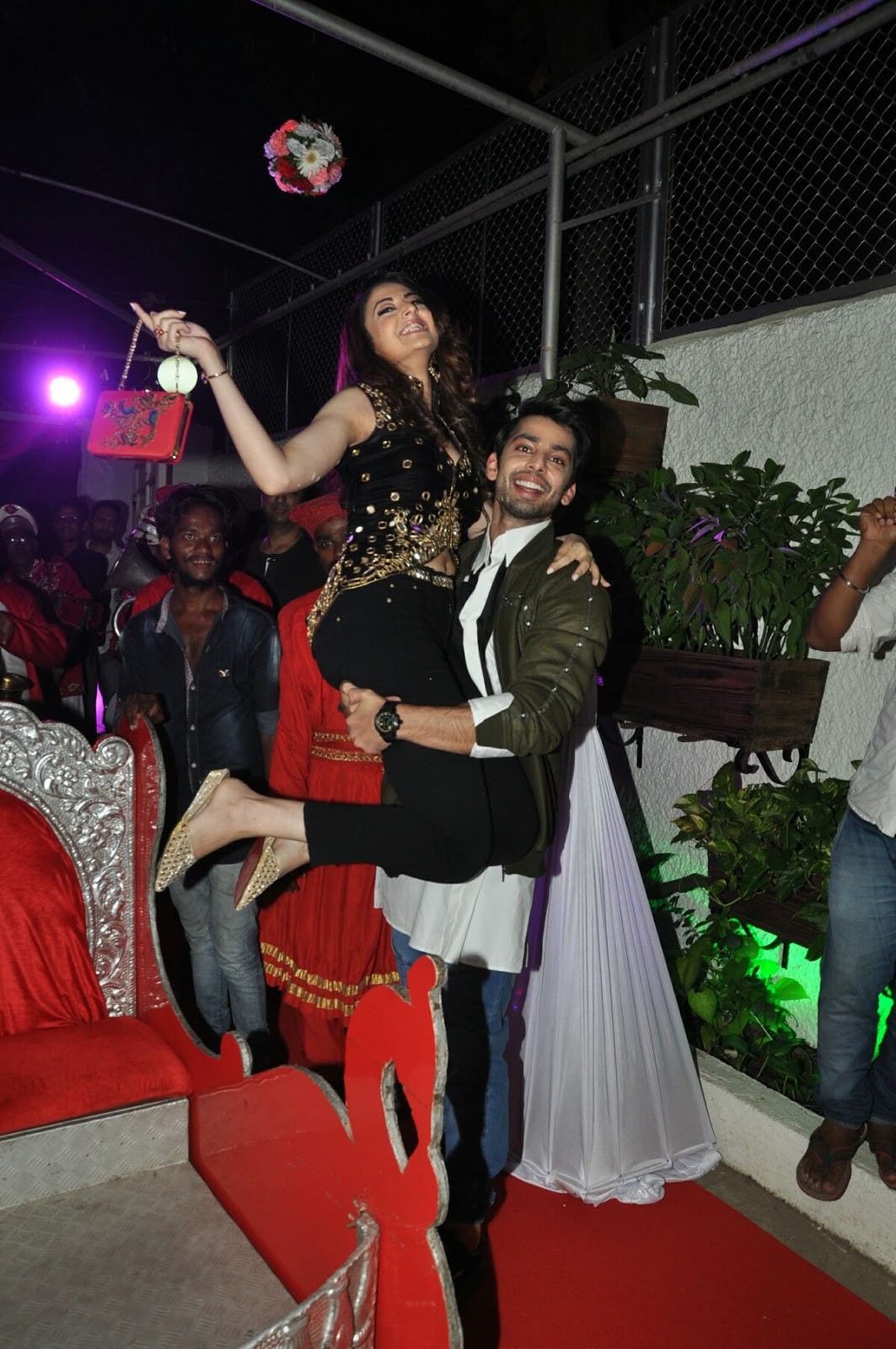 Sweetiee Weds NRI Trailer Launch Event Gallery