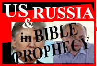 US and Russia in Bible Prophecy, photo of Donald Trump and Vladimir Putin