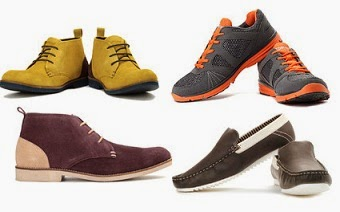 Men's Casual & Sports Footwear: FLAT 60% OFF ON GAS, ARROW, LEVI'S, LOTTO & more @ Flipkart (Limited Period Offer)