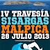 Travesía A Nado Illas Sisargas - Malpica Edición IV 2013. [Noticias Malpica]