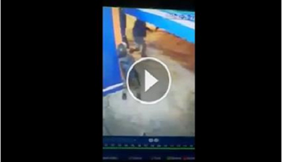 شاهد : فيديو يوثق لأعمال تخريبية تقوم بها القوات المخزنية في حق ممتلكات أبناء الريف بإمزورن