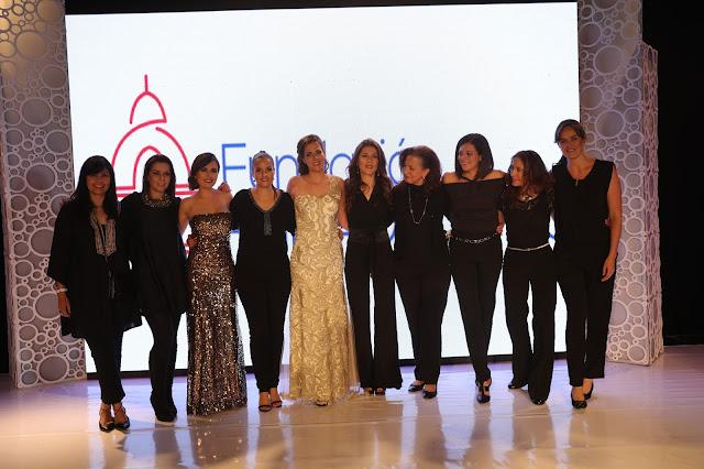 """Fundación Reina de Quito presentó la edición 20 de su desfile """"Contrastes"""""""