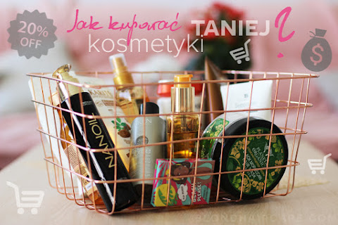 Jak kupować kosmetyki taniej? 16 pomysłów - czytaj dalej »