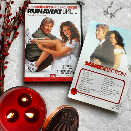 Runaway Bridge Romantic Comedy Rom-com Julia Roberts Richard Gere