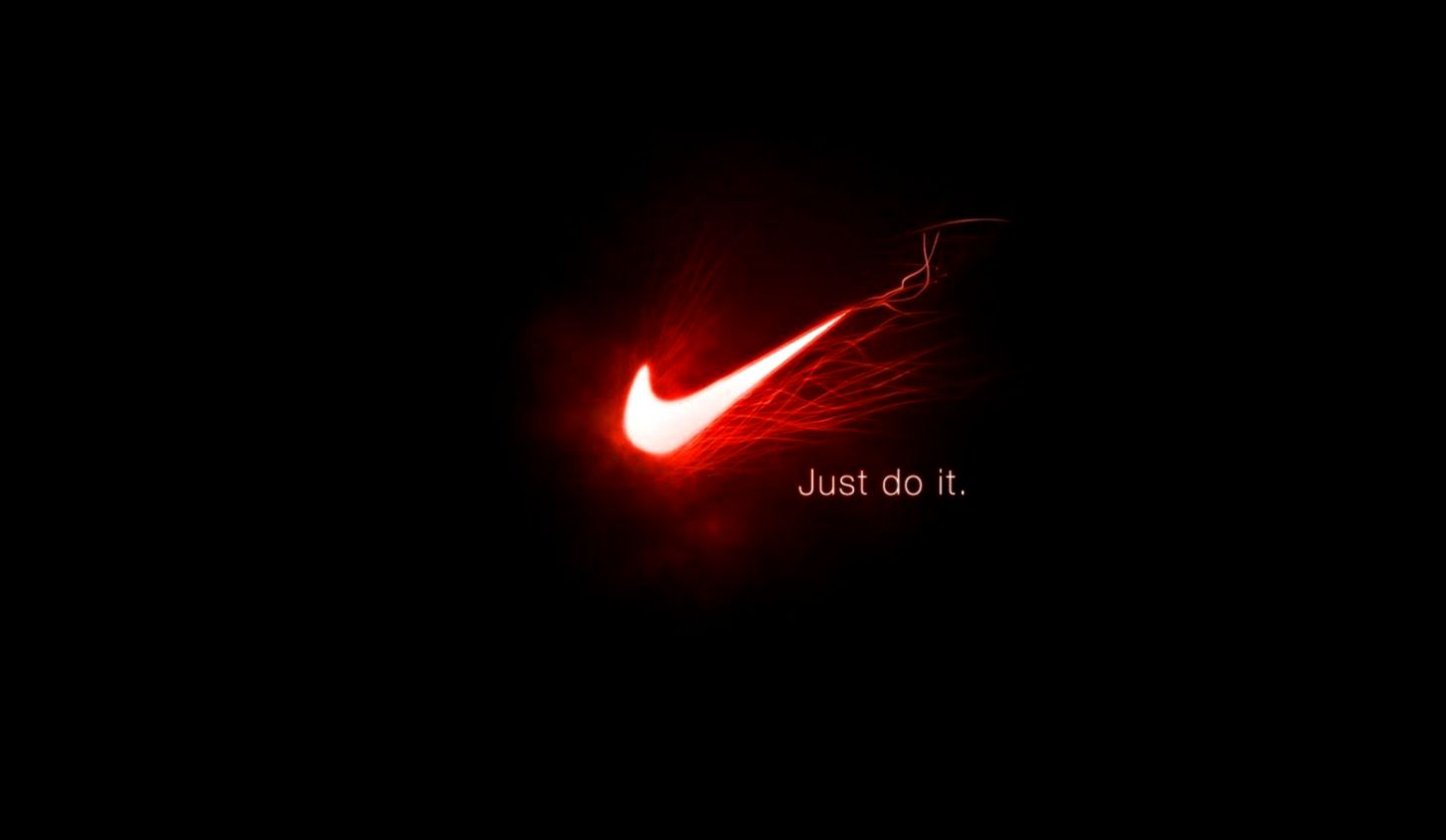 Nike Logo Red Wallpapers Hd
