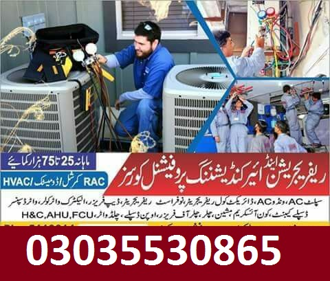 AC TECHNICIAN PRACTICAL COURSE IN DASKA , 303 5530865 IN DASKA