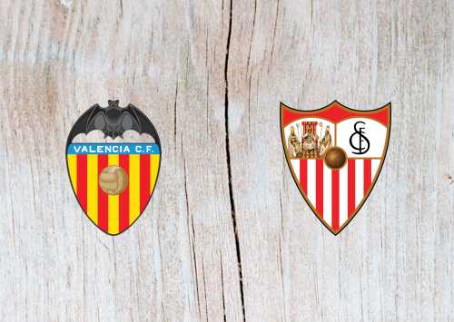 Valencia vs Sevilla - Highlights 08 December 2018