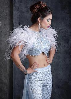 Neha Malik Navel
