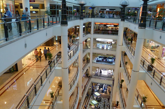 Centrum handlowe Suria KLCC w Kuala Lumpur