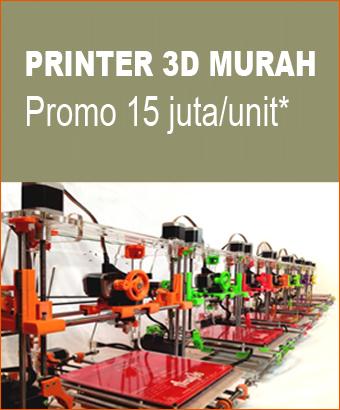 Jual Printer 3D Murah Berkualitas