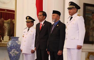 Ini Proyek Strategis Aceh yang Dibahas Irwandi Bersama Jokowi