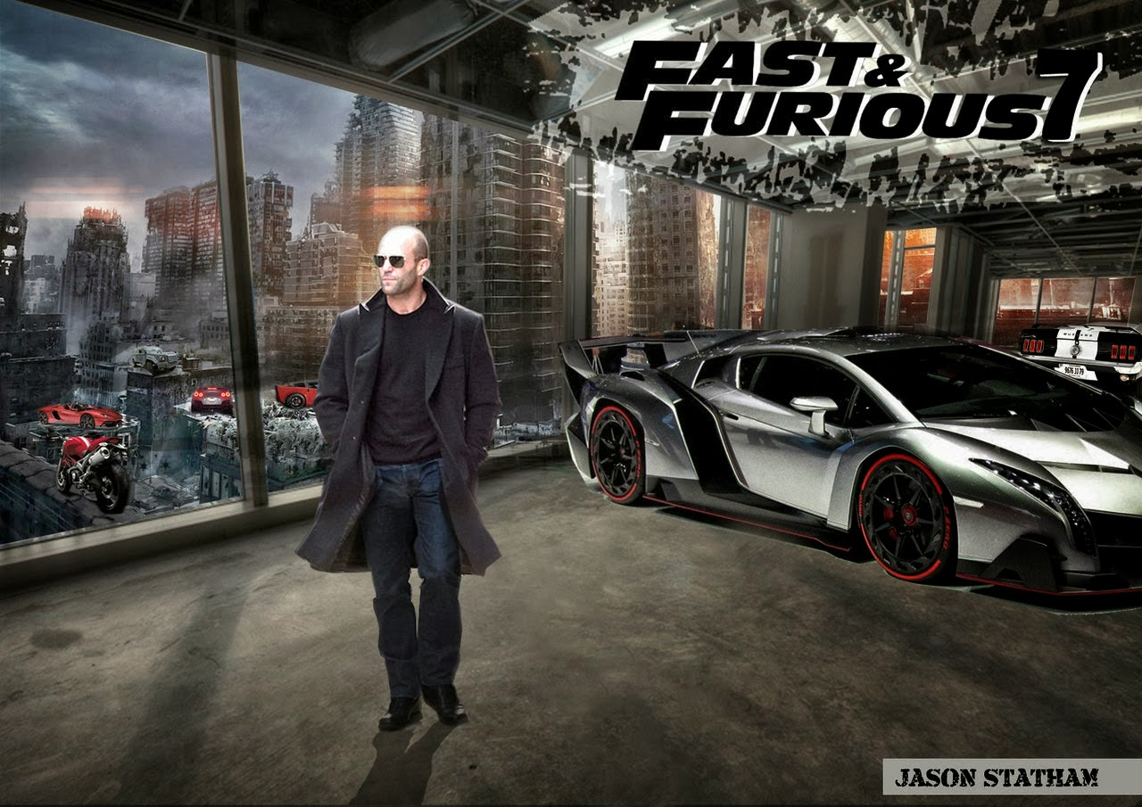 Fast And The Furious 7 Wallpaper: Fast And Furious 7 Movie Trailer, Cast, News, Videos And