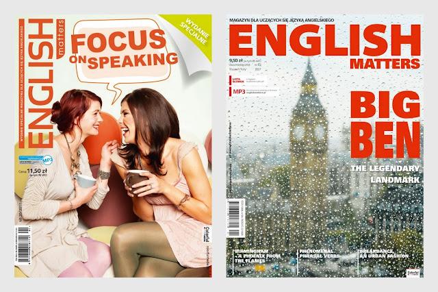 English Matters wydanie specjalne 20/2017 i English Matters 62/2017