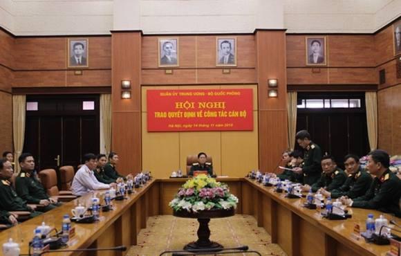 Công bố các quyết định nhân sự của Chủ tịch nước và Thủ tướng Chính phủ