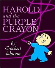 Harold and the Purple Crayon {FI♥AR}