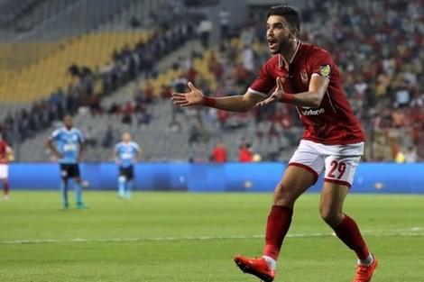 أنصار الأهلي المصري ينتقدون أداء المغربي آزارو