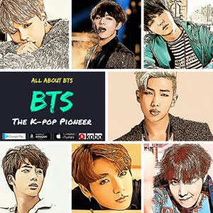 "BTS: The K-pop Pioneer ""Love yourself!"""